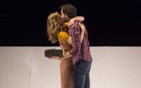 Où les cœurs s'éprennent dans la mise en scène de Thomas Quillardet. CR : Pierre Grosbois