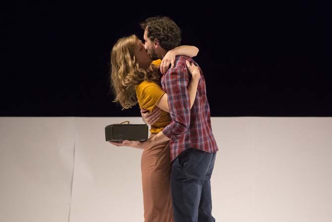 Où les cœurs s'éprennent - Critique sortie Théâtre Paris Théâtre de la Bastille
