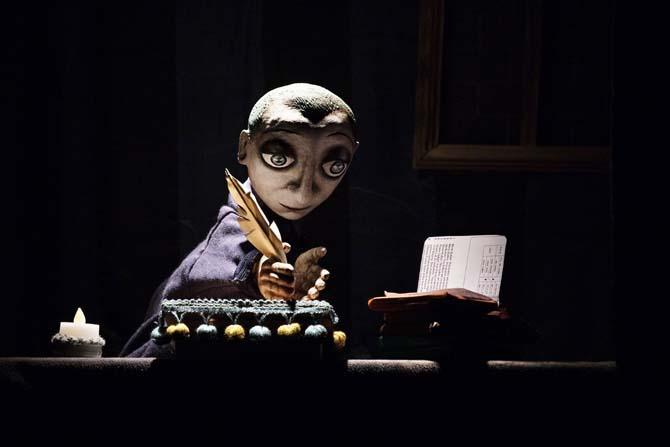 Festival Avec ou sans Fils – Marionnettes en campagne - Critique sortie Théâtre Vendôme L'Hectare
