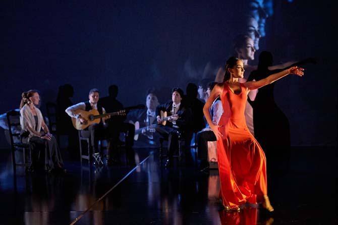 Crédit : Epicentre Films Légende : Beyond Flamenco de Carlos Saura.