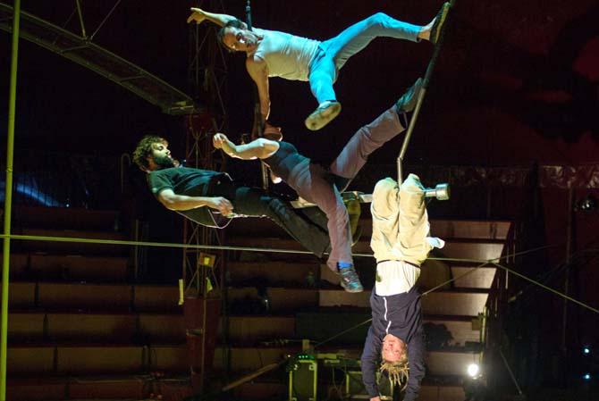 2ème Biennale Internationale des Arts du Cirque - Critique sortie Théâtre