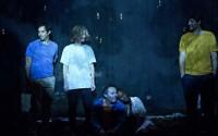 Légende : Le Dernier Testament, mis en scène par Mélanie Laurent. Crédit : Jean-Louis Fernandez