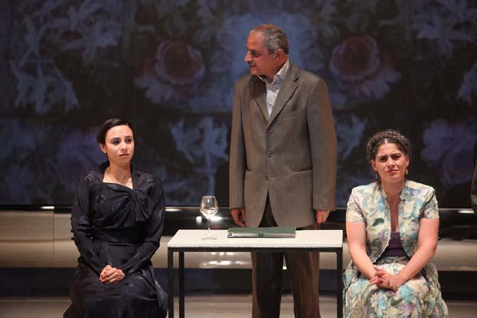 Des Roses et du Jasmin - Critique sortie Théâtre Ivry Manufacture des Œillets