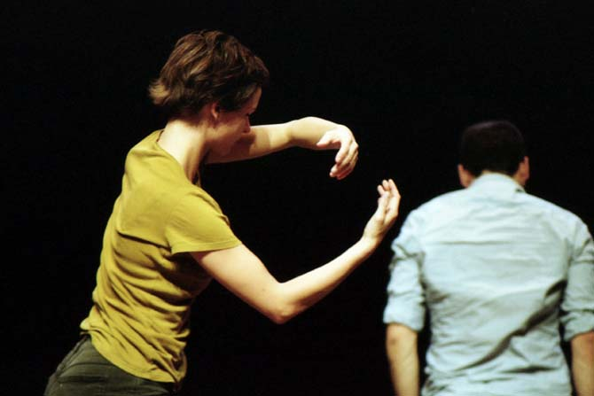 D'œil et d'oubli - Critique sortie Danse Paris Atelier de Paris – Carolyn Carlson