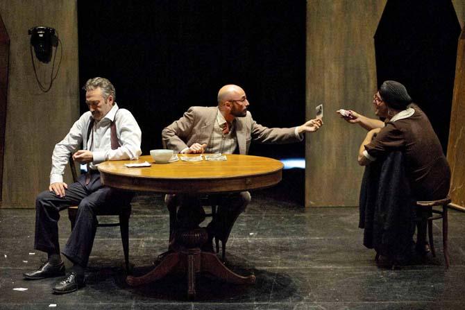 Dolore sotto chiave et Pericolosamente - Critique sortie Théâtre Paris Athénée Théâtre Louis-Jouvet