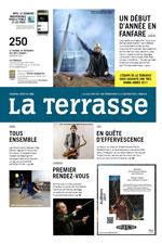 LA TERRASSE – JANVIER 2017 - Critique sortie