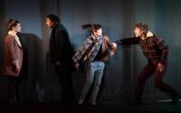 Les Enfants du silence, mis en scène par Anne-Marie Etienne. Crédit : Cosimo Mirco Magliocca, coll. Comédie-Française