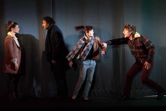 Les Enfants du Silence - Critique sortie Théâtre Paris Théâtre Antoine