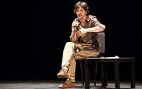 Le metteur en scène Stanislas Nordey. Crédit : Jean-Louis Fernandez