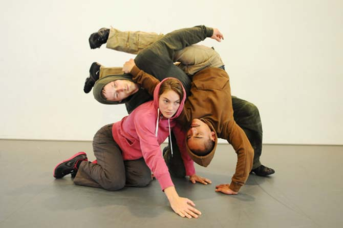 Tetris - Critique sortie Danse Paris Théâtre national de Chaillot