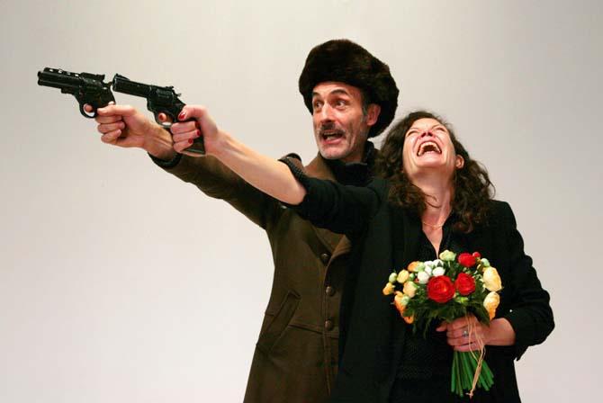 Pièces en un acte - Critique sortie Théâtre Nogent-sur-Marne La Scène Watteau
