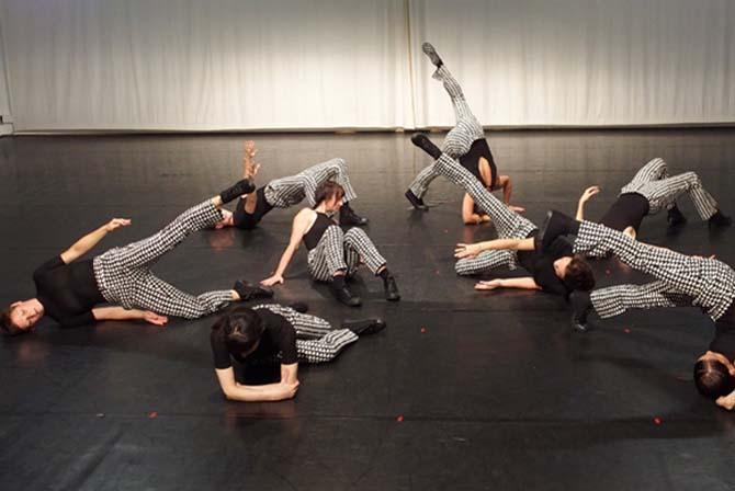 Faits d'Hiver - Critique sortie Danse Paris et Gennevilliers