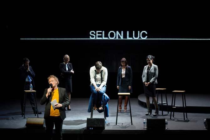La Bonne Nouvelle - Critique sortie Théâtre Aubervilliers Théâtre de la Commune