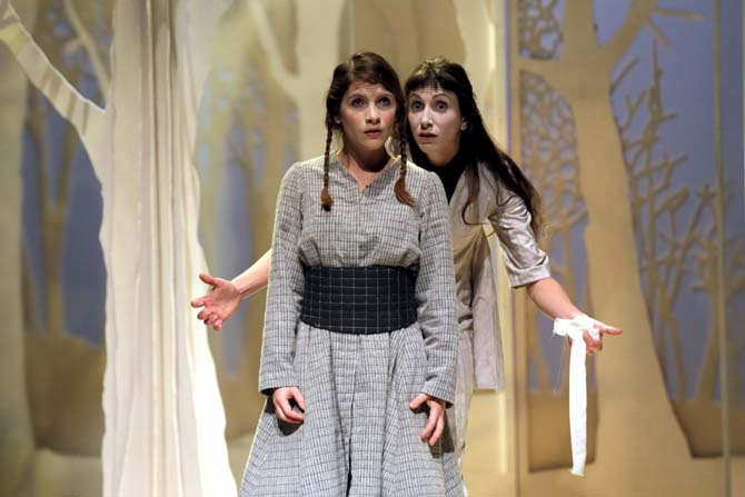 La femme oiseau - Critique sortie Théâtre 75012 Paris. L'Epée de Bois