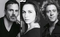 Eric Bernier, Eugénie Anselin et Renaud Lacelle-Bourdon, interprètes de Nina, c'est autre chose.