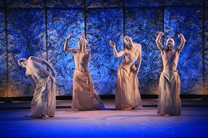 Périphérique – Festival des arts mêlés - Critique sortie Théâtre Cergy-Pontoise L'apostrophe