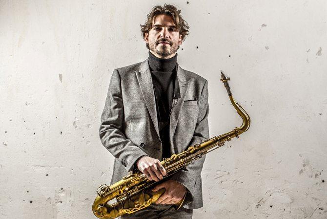 Samy Thiébault : Rebirth - Critique sortie Jazz / Musiques Paris Café de la Danse