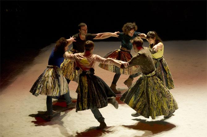 9000 Pas - Critique sortie Danse Malakoff Théâtre 71