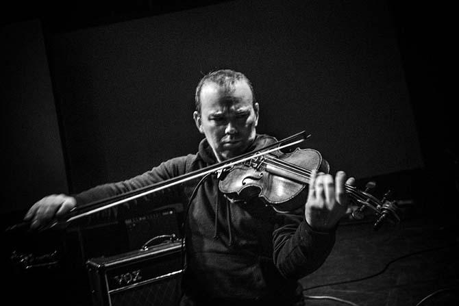 Folk Blues Remains - Critique sortie Jazz / Musiques Nanterre _Maison de la Musique