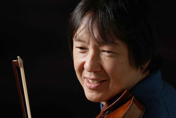 Le violoniste Dong-Suk Kang à l'affiche de la saison de concerts du Musée de l'Armée.