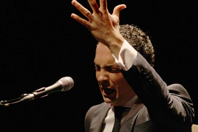Jesús Méndez - Critique sortie Jazz / Musiques Paris Théâtre des Abbesses