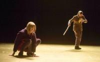 Anne Alvaro et Yann Boudaud dans La Source des saints. Crédit : Jean-Pierre Estournet