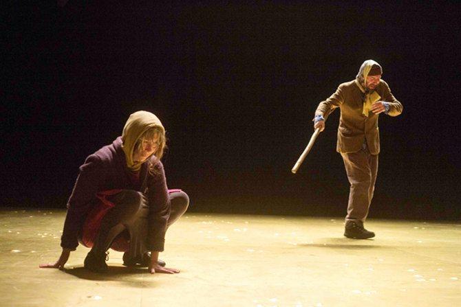 La Source des saints - Critique sortie Théâtre Aubervilliers La Commune – CDN d'Aubervilliers