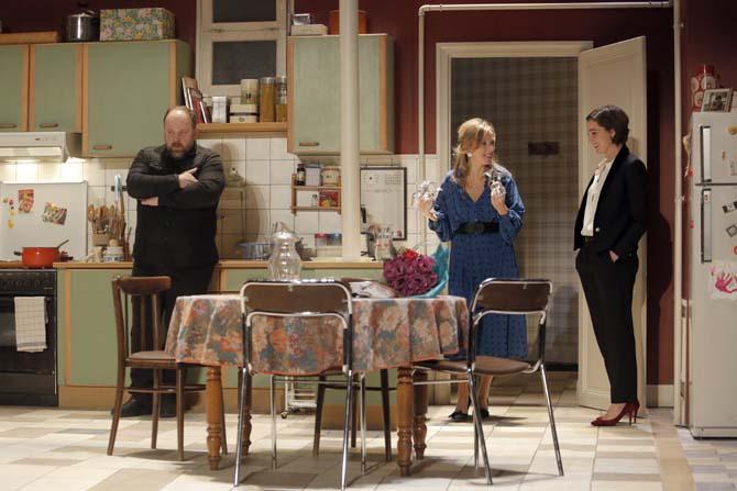 Un air de famille & Cuisine et dépendances - Critique sortie Théâtre Paris Théâtre de la Porte Saint-Martin