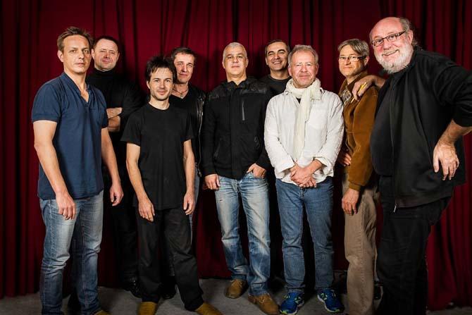 Amazing Keystone Big Band + Andy Emler MegaOctet - Critique sortie Jazz / Musiques Le Perreux-sur-Marne Centre des Bords de Marne