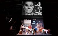 Empire explore les destins tragiques de quatre comédiens grec, roumain, syrien et kurde.   © Marc Stephan