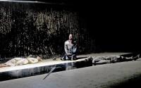 Tristan, un spectacle écrit et mis en scène par Eric Vigner.  Crédit : Alain Fonteray