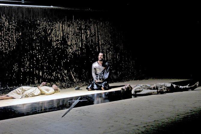 Tristan - Critique sortie Théâtre Gennevilliers T2G - Théâtre de Gennevilliers