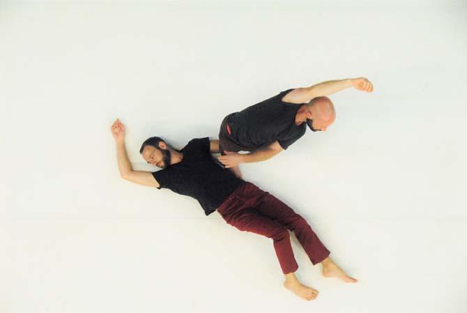 Les Fragments mobiles - Critique sortie Danse
