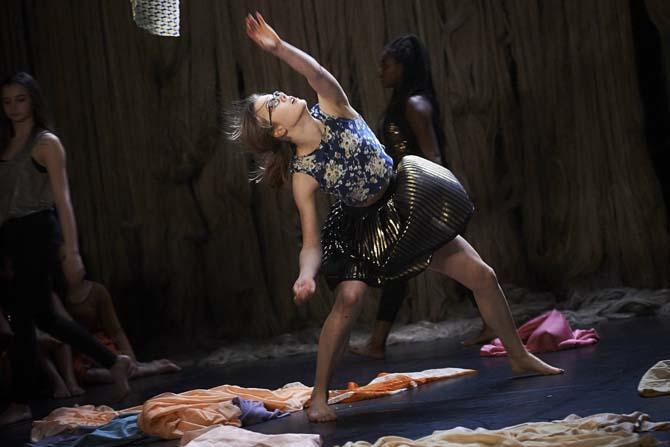 Ladies First – De Loïe Fuller à Joséphine Baker - Critique sortie Danse Paris Théâtre national de Chaillot