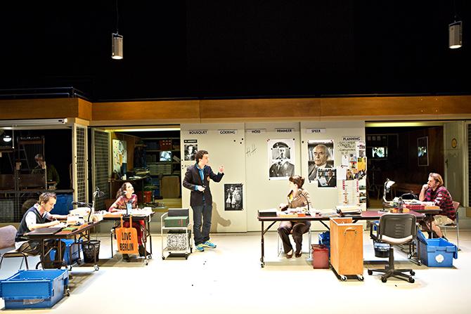 Melancholia Europea (une enquête démocratique) - Critique sortie Théâtre Tarbes Le Parvis