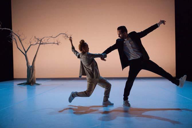 Monchichi - Critique sortie Danse Paris Théâtre de la Ville au Théâtre du Rond-Point
