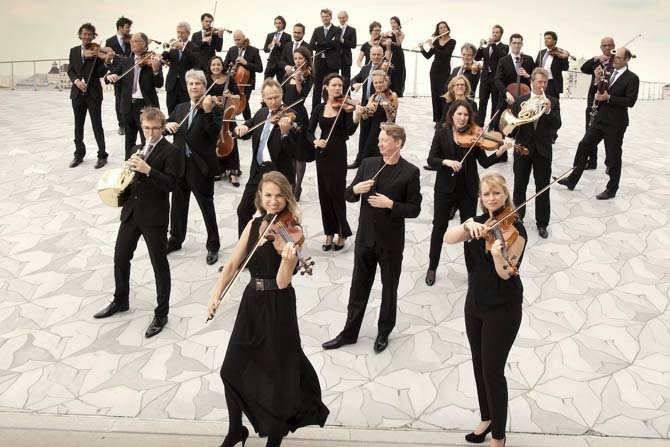 orchestre de chambre de paris - classique / opéra / agenda