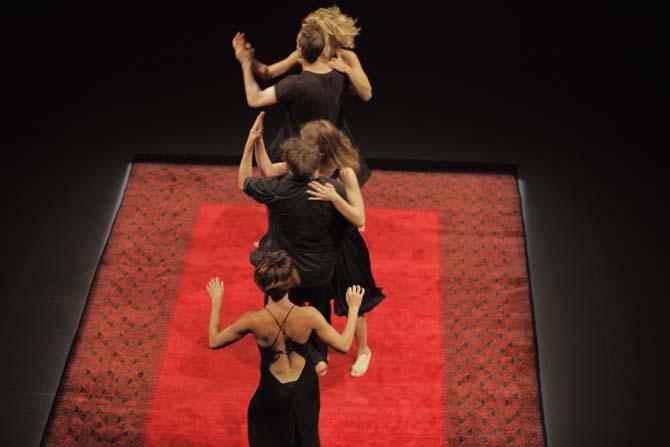 SACRE / Milena & Michael - Critique sortie Danse Lyon Maison de la danse de Lyon