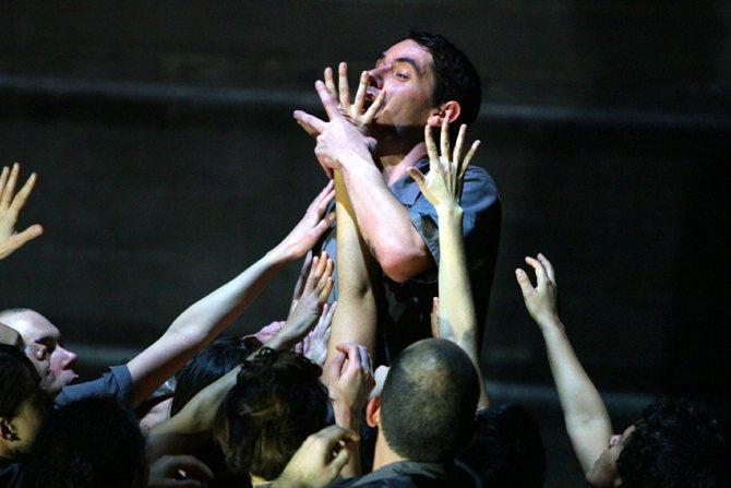 Un souffle grec - Critique sortie Théâtre Montreuil Nouveau Théâtre de Montreuil.