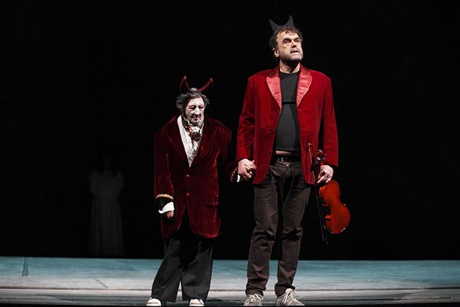 Vangelo - Critique sortie Théâtre Paris Rond Point