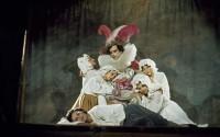 Crédit : Martine Franck / Magnum Photos Légende : 1789 du Théâtre du Soleil.