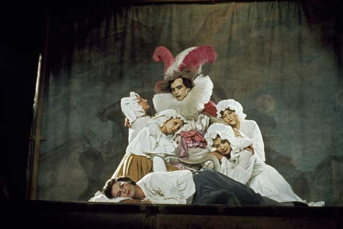 1789, le film culte du Théâtre du Soleil - Critique sortie Théâtre