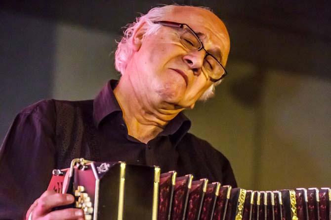 César Stroscio - Critique sortie Jazz / Musiques