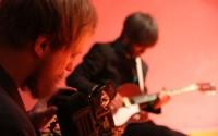 Le dialogue des guitares de Csaba Palotaï avec les images de Joseph Lavandier.