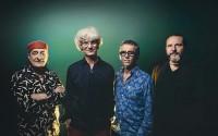 Le trio devenu quartet, Hadouk, sort son nouvel album au New Morning, « le Cinquième fruit » (Naïve). © Charlélie Marange