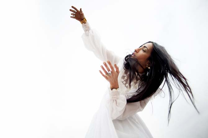 Hindi Zahra & Fatoumata Diawar - Critique sortie Jazz / Musiques Epinay-sur-Seine Pôle musical d'Orgemont