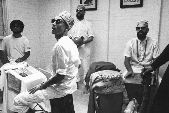 Fidel Fourneyron / Ifé - Critique sortie Jazz / Musiques Pantin Salle Jacques Brel