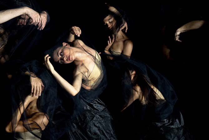 La Jeune Fille et la Mort / Quartet - Critique sortie Danse Massy Opéra de Massy
