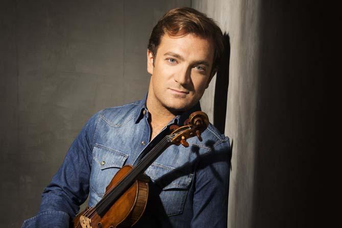 Le violoniste Renaud Capuçon. © Simon Fowler-Erato