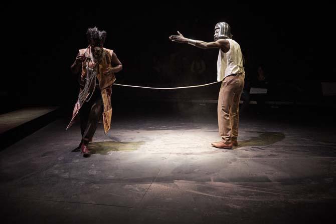 Antoine m'a vendu son destin – Sony chez les chiens - Critique sortie Théâtre Paris Théâtre de la Colline
